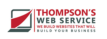 Thompson's Web Service, blog websites, e-commerce website